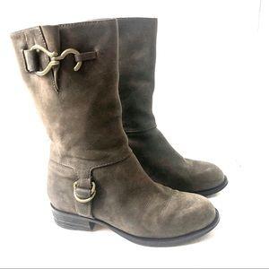 Cole Haan | Suede Brown Boots